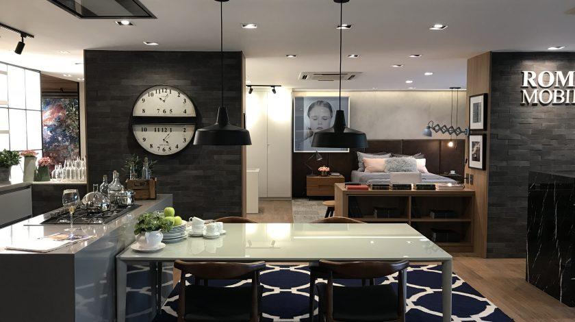 Vantagens de uma cozinha com móveis projetados: sua personalidade está entre elas.